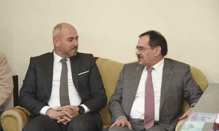 Başkan Togar: Sanayilerde çalışmalarımız devam ediyor