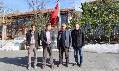 Başkan İkiz Çakıralan Mahallesi'ni ziyaret etti
