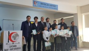 Atakum Anadolu İHL Genç Sesler Musiki Yarışmasında İl Birincisi Oldu!