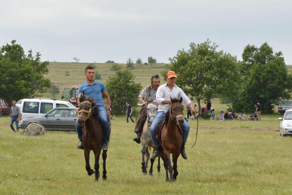 7. Çiğdemtepe festivali gerçekleştirildi