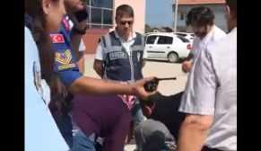 Samsun'da öğrenciler sınava giremedi