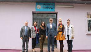 Köy Öğretmenlerine 24 Kasım Jesti