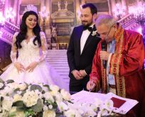 Toraman ve Çakır çifti evlilik yolunda ilk adımını attı