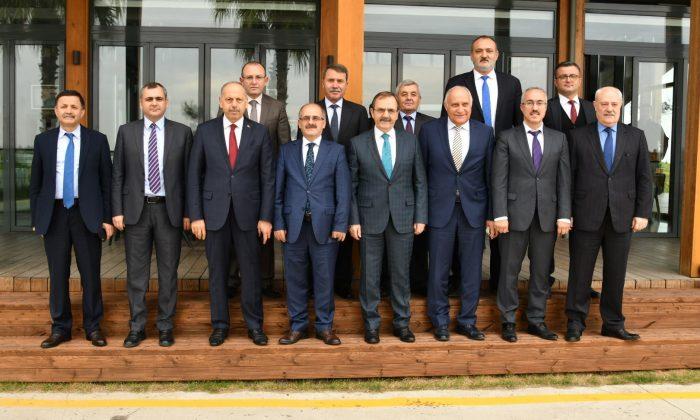 Samsun'da 'Su ve Kanalizasyon' zirvesi