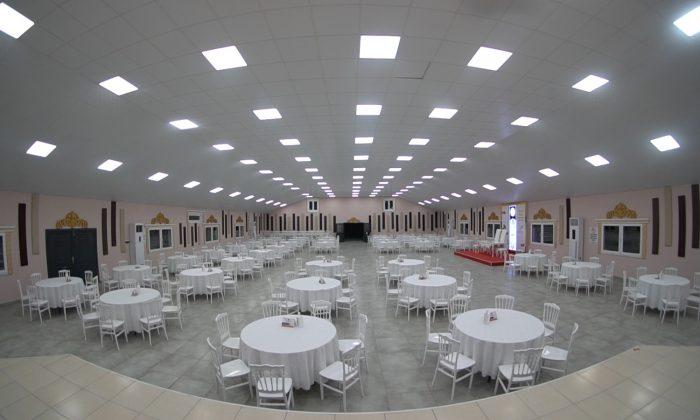 Yörükler Mahallesi Düğün Salonunu faaliyete geçti