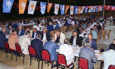 19 Mayıs Belediyesi'nde mahalleler bir araya geldi