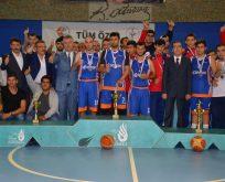 Türkiye Şampiyonası 1.si Zafer İş Okulu oldu