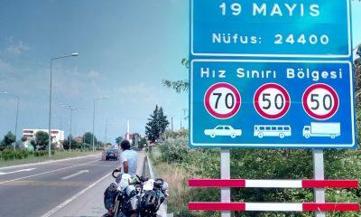 19 Mayıs ilçesi Türkiye'de İlçeler Arasında 89.Sırada