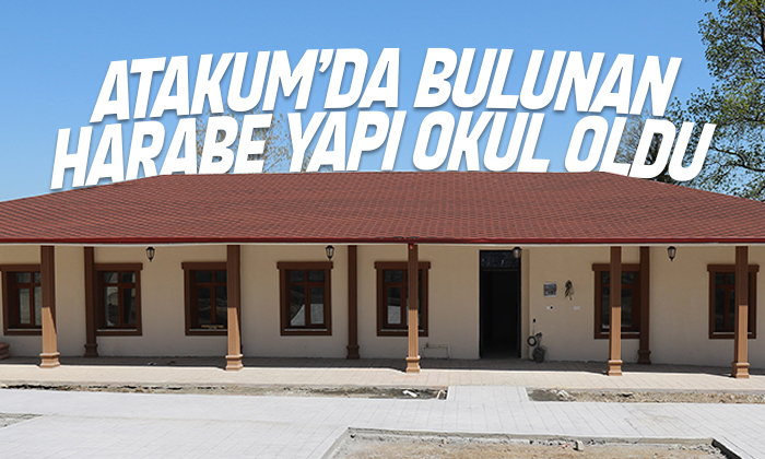 Atakum'da çocuklara yepyeni eğitim alanı