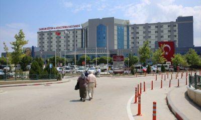 Samsun Kamu Hastaneleri Genel Sekreteri ve 19 Sağlık Çalışanı Açığa Alındı