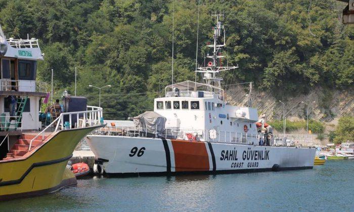 Sahil Güvenlik Gemisinde Görevli 10 Asker ve 2 Sivil Tutuklandı