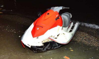 Jet Skiler Çarpıştı 1 Kişi Öldü 1 Kişi yaralı