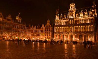 Belçika'dan ezan sesleri yükseldi