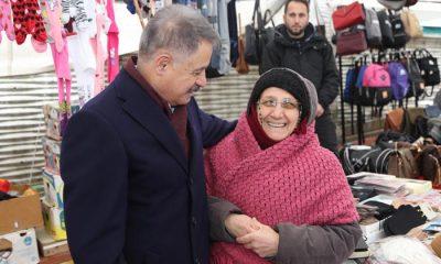 Atakum Belediye Başkanı Av. Cemil Deveci: örnek olduk