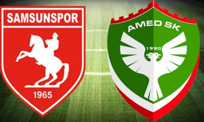 Samsun, Amed karşısında galibiyetine ulaştı!