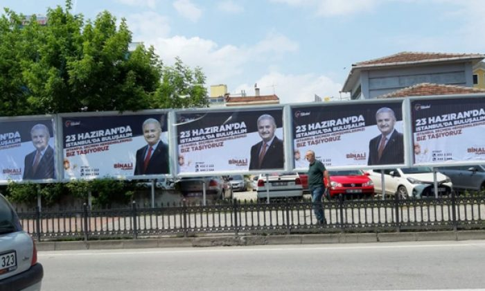 AK Parti Samsunlu seçmeni İstanbul'a taşıyor