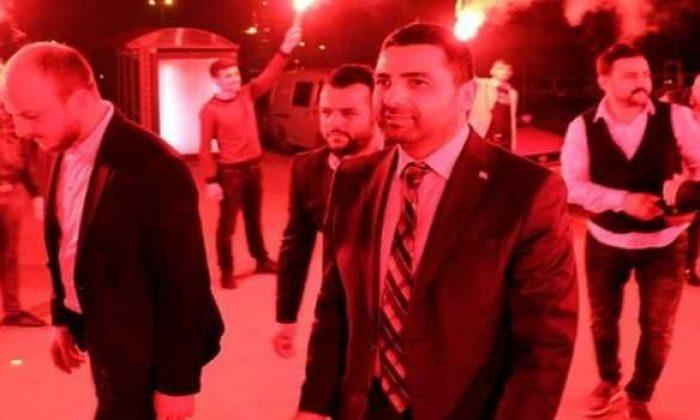 AK Parti İlkadım İlçe Baskanı Hakan AY; Hedef 55 günde 5555 Program