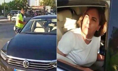 AK Parti Milletvekili Zeynep Gül Yılmaz'dan skandal görüntüler!