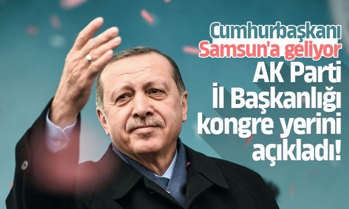 AK Parti İl Başkanlığı kongre yerini açıkladı!