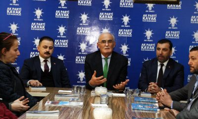 Yılmaz: AK Parti kişilerin değil davanın, halkın, Türkiye'nin partisidir