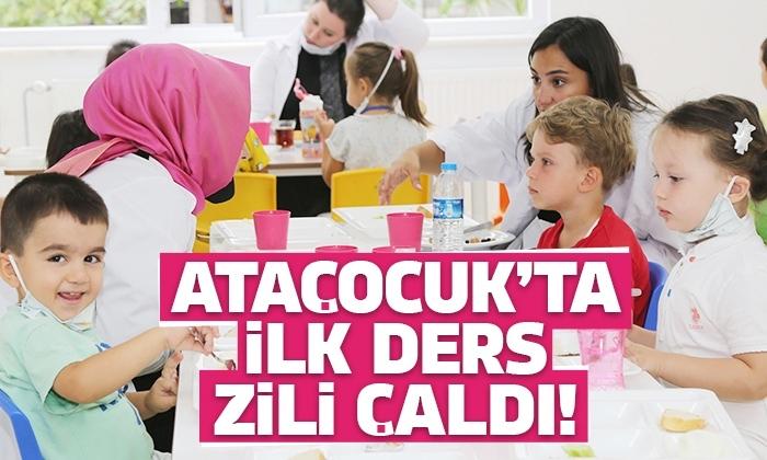 Atakum Belediyesi AtaÇocuk'ta ilk ders sanat ve müzik