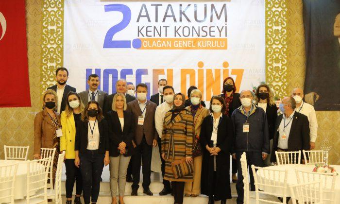 Atakum Kent Konseyi 2. Olağan Kurulu gerçekleştirildi