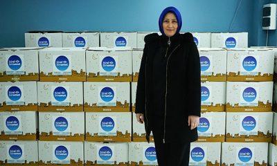 Atakum'da Bir El Bir Umut Oldu