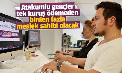 Deveci: Samsun'da mesleki eğitimde yeni bir dönemi başlattık