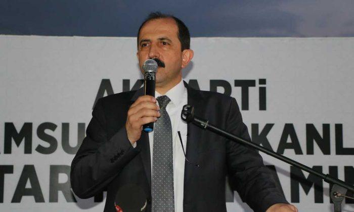 AK Parti İl Başkanı Göksel;