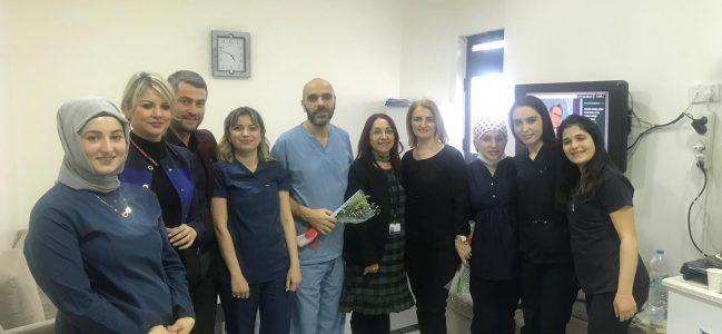 Büyük Anadolu Hastaneleri'nden '14 Mart Tıp Bayramı' etkinliği