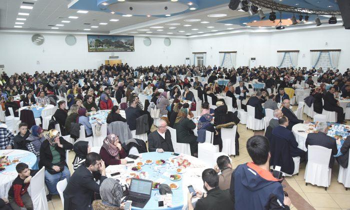 Tekkeköy Belediyesi Personeli Birlik Beraberliğini Bir Kez Daha Gösterdi