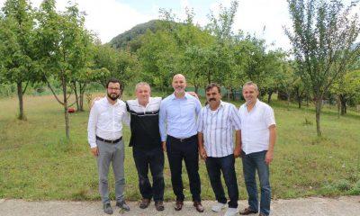 Başkan Karaduman'dan vefa ziyareti