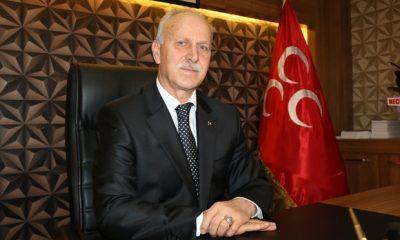 MHP'de değişim süreci Ladik'den başladı