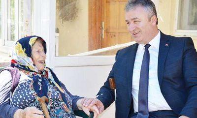 Başkan Topaloğlu şehit annelerini yalnız bırakmadı