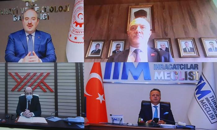 Bakan Mustafa Varank: Türkiye'nin geleceği katma değerli üretimde