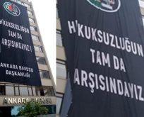 Ankara Barosu YSK'nin kararına tepki gösterdi