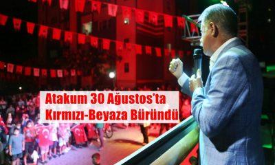 Başkan Cemil Deveci: 30 Ağustos'u Kutlamak Bizim İçin Onurdur