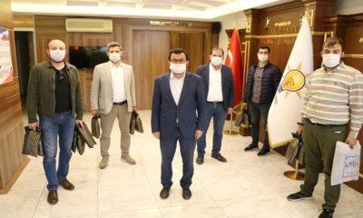 Başkan Dursun Mücahit Erbin: Milletimizin yanında olduk
