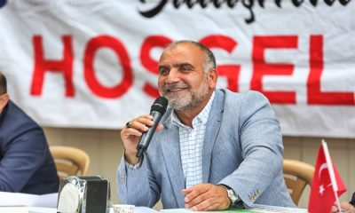 Canik Belediye Başkanı İbrahim Sandıkçı'nın 19 Eylül Gaziler Günü Mesajı