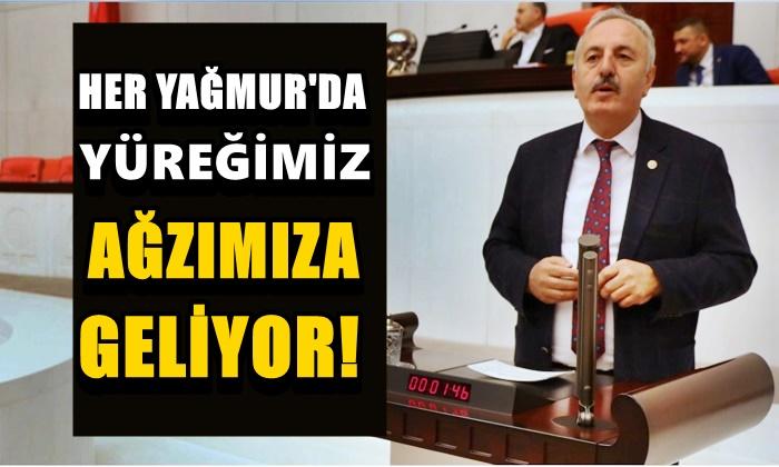 Bedri Yaşar: Sel Araştırma Önergesi İktidar Oylarıyla Reddedildi!