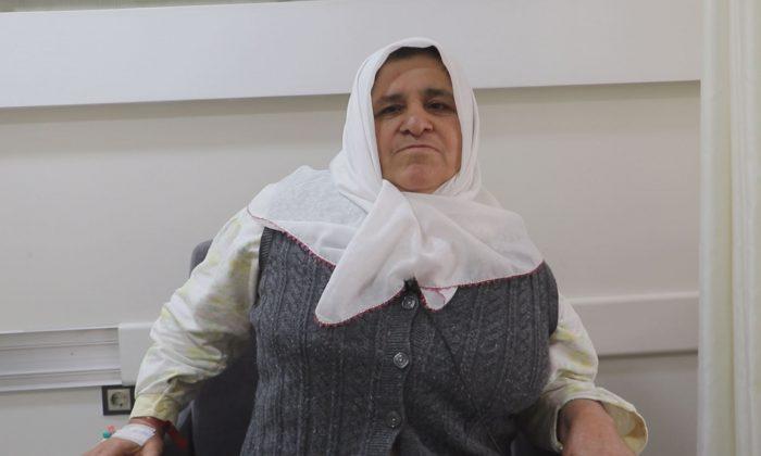 Bel fıtığı şikayetinden Büyük Anadolu Hastaneleri'nden kurtuldu