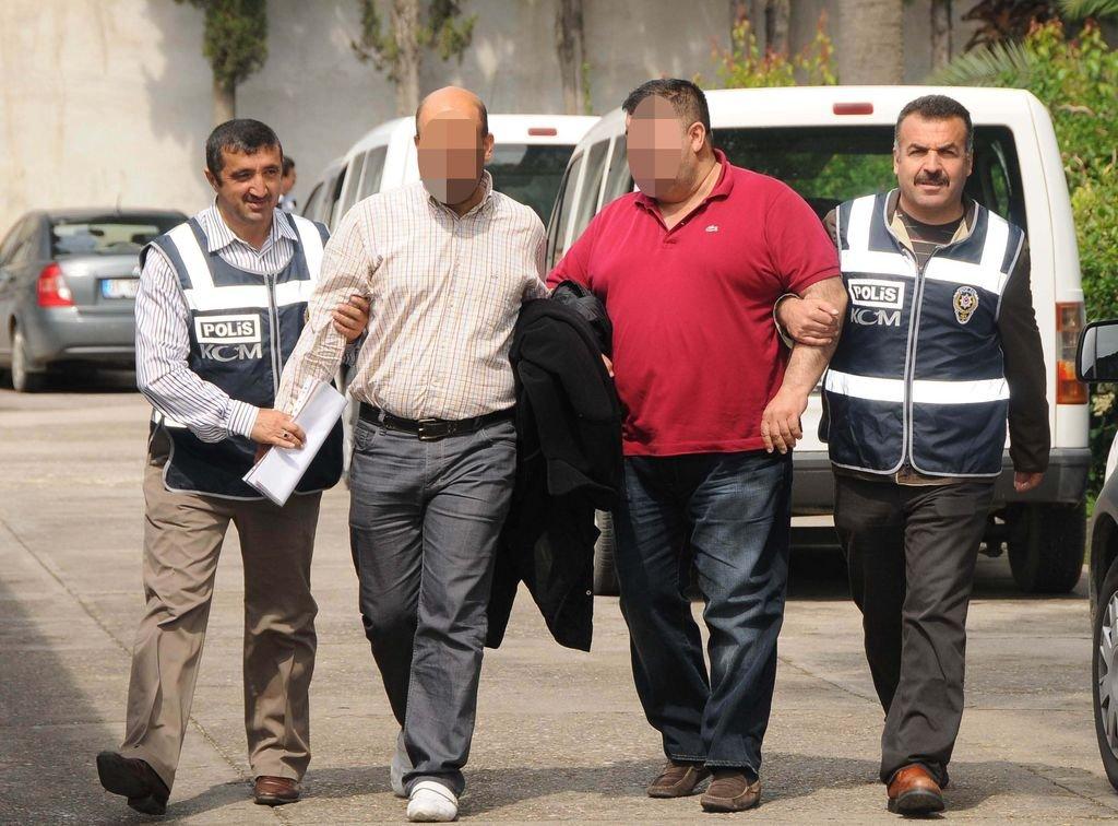 Samsun'da 2019'un İlk Üç Ayında Binin Üzerinde Şahıs Yakalandı