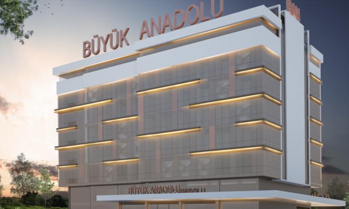 Bitkilerle gelen tedavi Büyük Anadolu Hastaneleri'nde