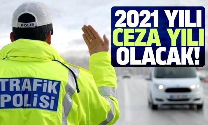 2021 yılında vergi ve ceza yağacak