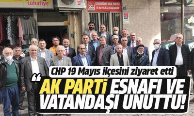 Türkel: AKP iktidarından da 19 Mayıs ilçemiz umudunu kesmiş durumda
