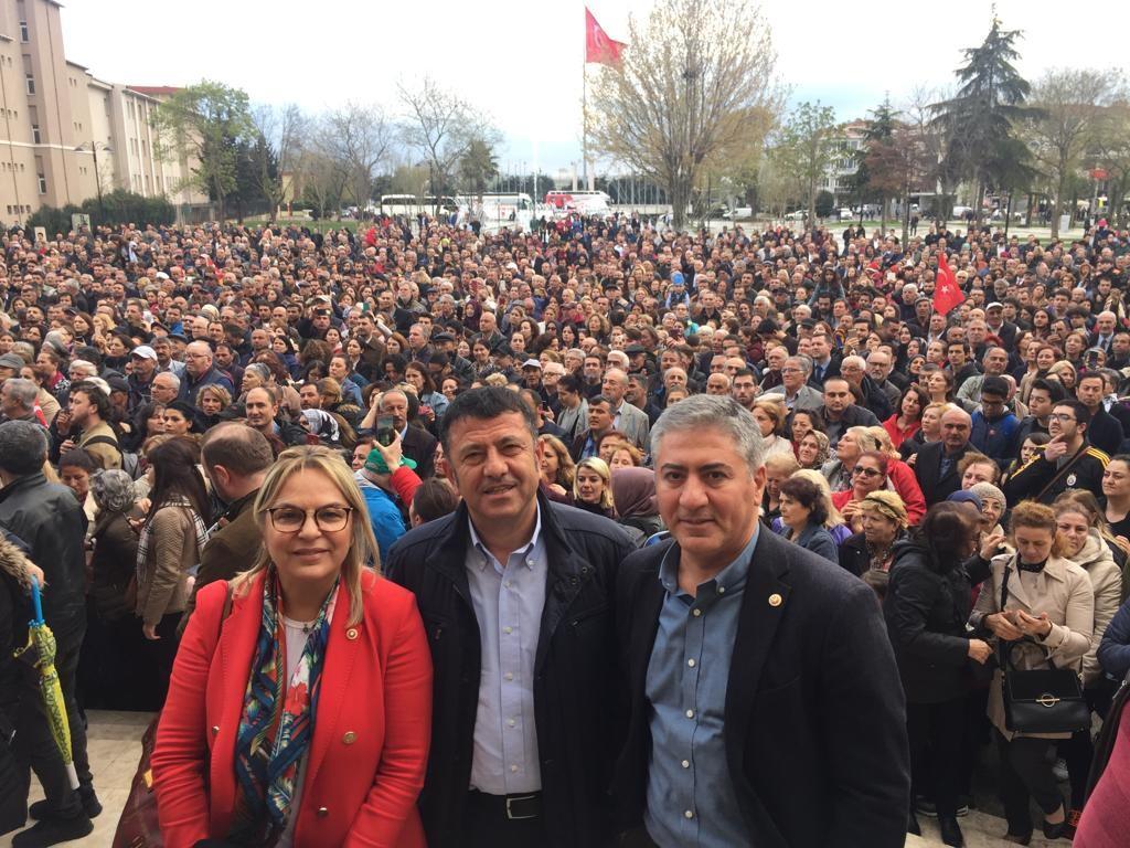 CHP'li Hancıoğlu'dan İstanbul açıklaması