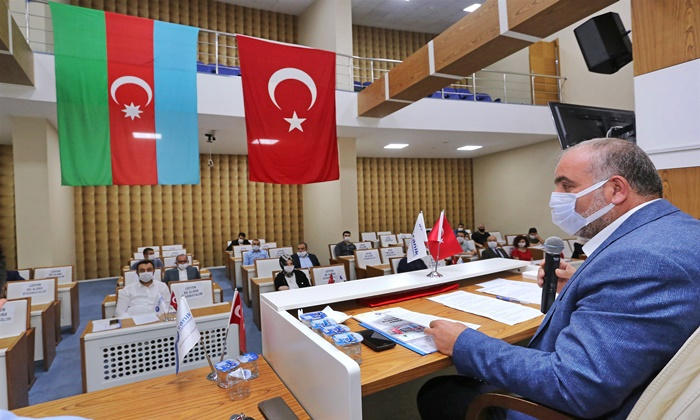 Canik Belediye Meclisi'nden Ermenistan'a Sert Tepki