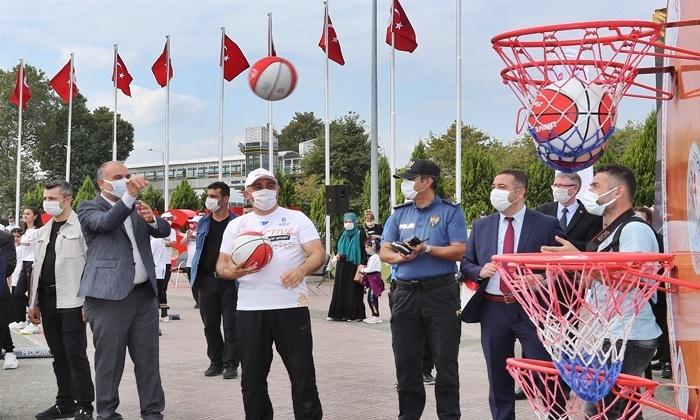 Canik'te 'Spor Sokakta' Etkinliği Başlıyor!