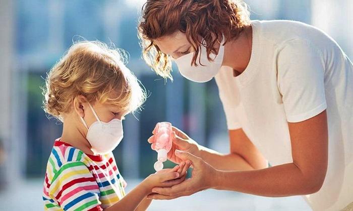Corona İle Mücadelede Çocukların Sağlığına Dikkat