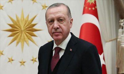 Cumhurbaşkanı Erdoğan'dan Kısıtlama Açıklaması!